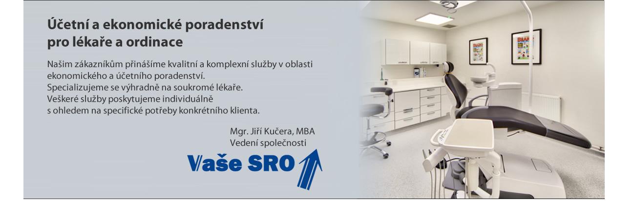 Založení SRO pro lékaře